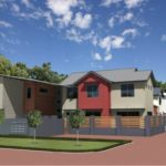 2 storey unit developments